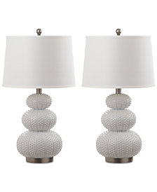 Safavieh Set of 2 Rita Table Lamps