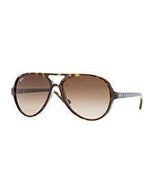 Ray-Ban CATS 5000 Sunglasses, RB4125 59