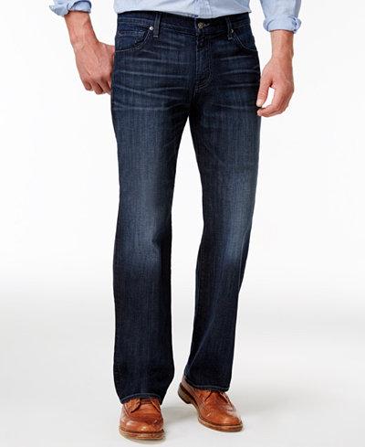 7 For All Mankind Men's Slim-Fit Minimalist Jeans - Jeans - Men ...