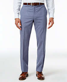 Lauren Ralph Lauren Men's Classic-Fit Ultraflex Total Comfort Wool Dress Pants