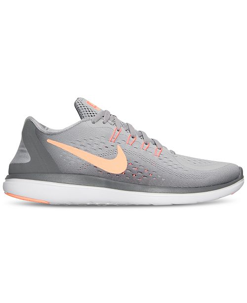 968a86fd2bcc3 ... Nike Women s Flex 2017 Run Running Sneakers from Finish Line ...