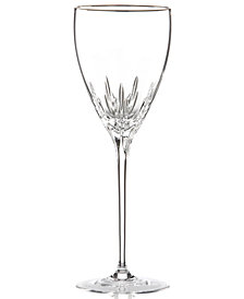 Lenox Stemware, Firelight Platinum Signature Wine Glass