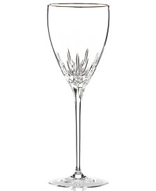 Lenox Stemware, Firelight Platinum Signature Wine Glass