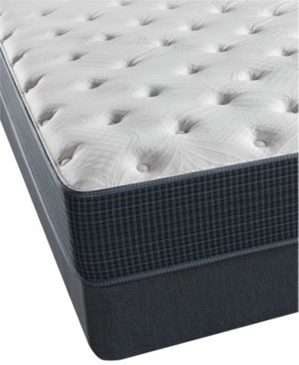 "Golden Gate 11.5"" Plush Mattress Set- Twin"