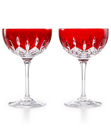 Waterford Lismore Pops Cocktail Glasses, Set Of 2