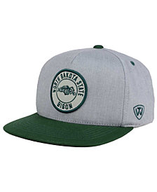 Top of the World North Dakota State Bison Illin Snapback Cap