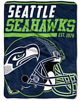Northwest Company Seattle Seahawks Micro Raschel 46x60