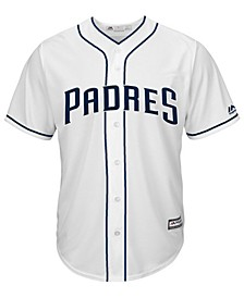 Men's San Diego Padres Blank Replica Cool Base Jersey