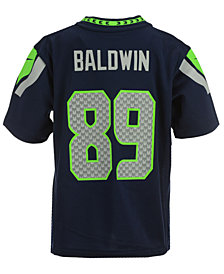 Nike NFL Seattle Seahawks Game Jersey, Little Boys (4-7)