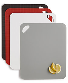 Martha Stewart Collection 4-Pc. Large Flex Mat Set, Created for Macy's
