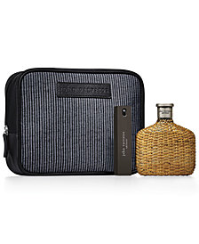 John Varvatos Men's 4-Pc. Artisan Gift Set