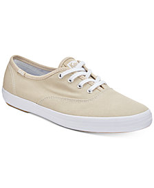 Keds Women's Champion Ortholite® Lace-Up Oxford Fashion Sneakers