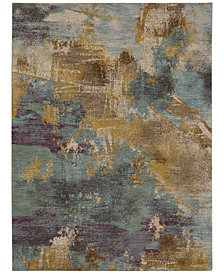 Karastan Enigma Patina Multi Area Rug Collection