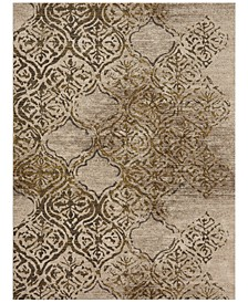 Cosmopolitan Virginia Langley Zendaya Desert 8' x 11' Area Rug