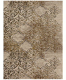 Karastan Cosmopolitan Virginia Langley Zendaya Desert Area Rug Collection