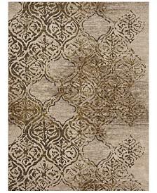 Karastan Cosmopolitan Virginia Langley Zendaya Desert 8' x 11' Area Rug