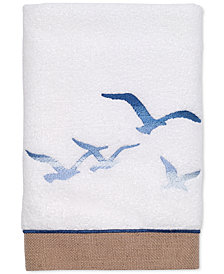 "Avanti Seagulls 16"" x 30"" Hand Towel"