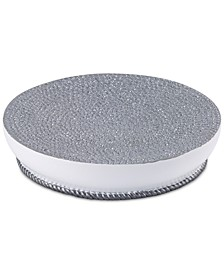 Dotted Circle Soap Dish