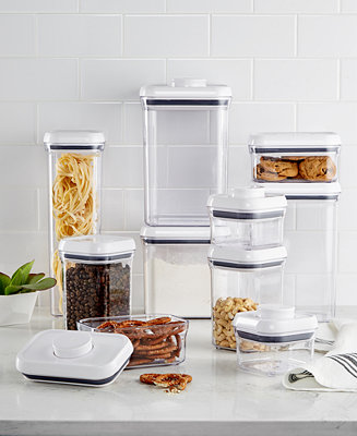 OXO 10-Piece Pop Container Set & Reviews - Kitchen