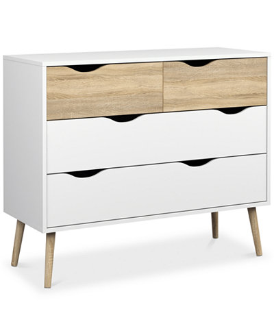 Sorena 4-Drawer Chest, Quick Ship