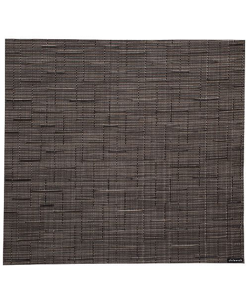 Chilewich Table Linens, Bamboo Woven Vinyl Squared Placemat