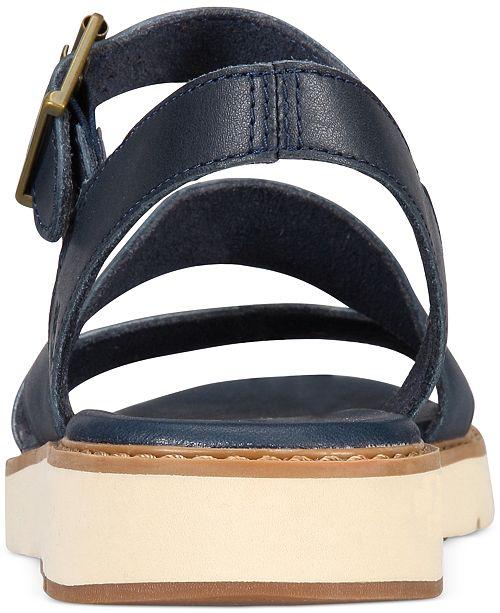 Timberland Women S Bailey Park Flat Sandals Sandals
