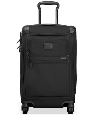 "Alpha 2 Ballistic International 22"" Carry-On Spinner Suitcase"