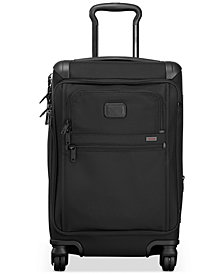 "Tumi Alpha 2 Ballistic International 22"" Carry-On Spinner Suitcase"