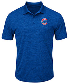 Majestic Men's Chicago Cubs First Hit Polo Shirt