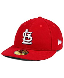 St. Louis Cardinals Low Profile AC Performance 59FIFTY Cap