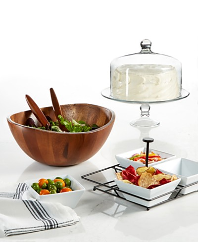 The Cellar Glass Serveware Collection