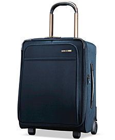 Hartmann Metropolitan Domestic Carry-On Expandable Wheeled Suitcase