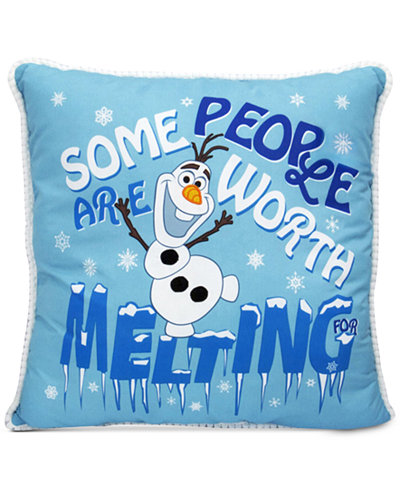 CLOSEOUT! Jay Franco Frozen Olaf Graphic-Print 14