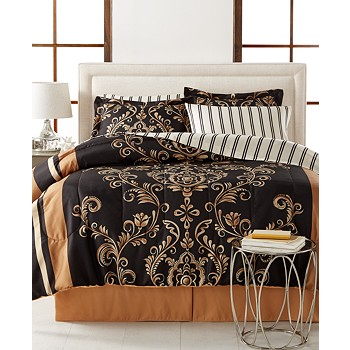 Fairfield Square Sabrina 8-Piece California King Bedding Ensemble