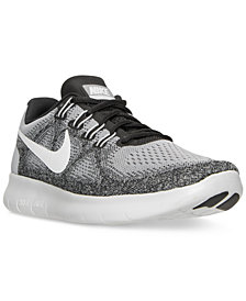 Nike Women's Free Run 2017 Running Sneakers from Finish Line