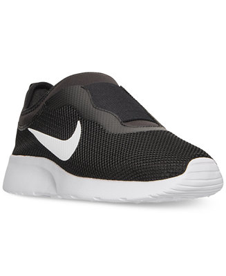 Nike Women S Tanjun Slip Casual Sneakers From Finish Line