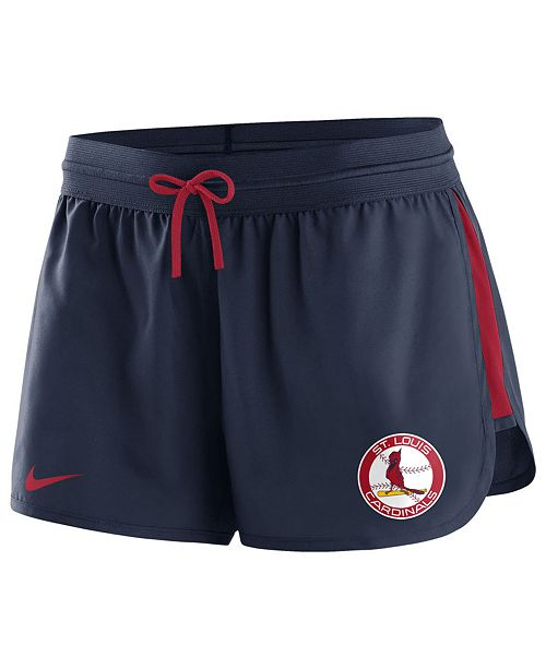 best service e365b 97c45 Nike Women's St. Louis Cardinals Dry Shorts & Reviews ...