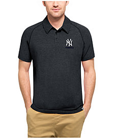 '47 Brand Men's New York Yankees  Blend Polo
