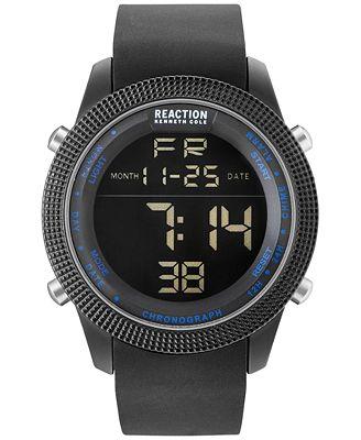 Kenneth cole reaction digital watch