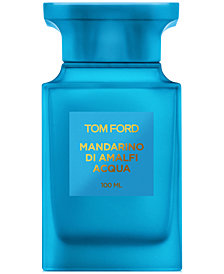 Tom Ford Mandarino di Amalfi Acqua Fragrance Collection