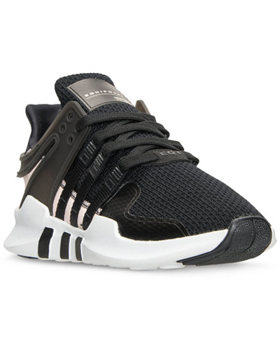 adidas Women's EQT Support ADV Casual Athletic Sneakers from Finish Line