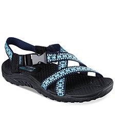 Skechers Women's Reggae Kooky Sport Sandals from Finish Line