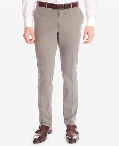 Hugo Boss BOSS Men's Slim-Fit Stretch Trousers