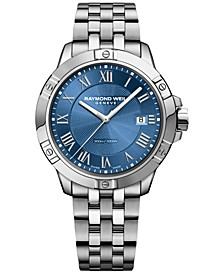Men's Swiss Tango Stainless Steel Bracelet Watch 41mm 8160-ST-00508