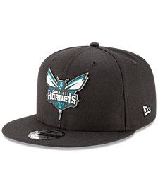 New Era Charlotte Hornets Dual Flect 9FIFTY Snapback Cap