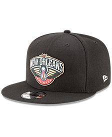New Era New Orleans Pelicans Dual Flect 9FIFTY Snapback Cap
