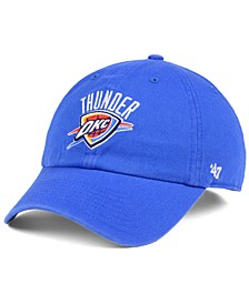 Oklahoma City Thunder Clean Up Cap