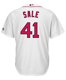 Men's Chris Sale Boston Red Sox Player Replica CB Jersey