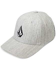 093b196413599 Volcom Men s Flex-Fit Heathered Logo Hat