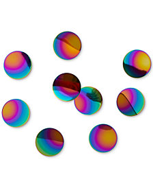 Umbra Rainbow Confetti Dots Wall Decor